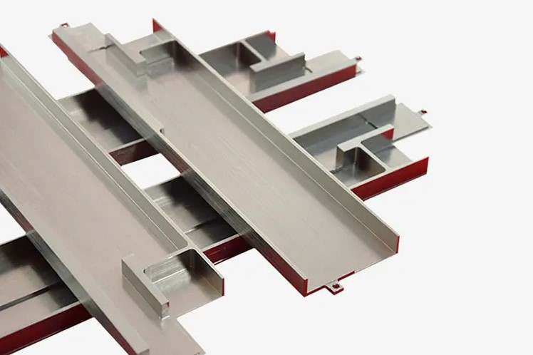 Aluminum Parts with Rapid Tooling