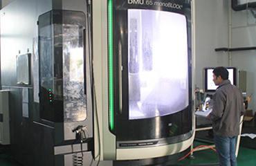 DMU monoBLOCK 5-axis CNC Machine