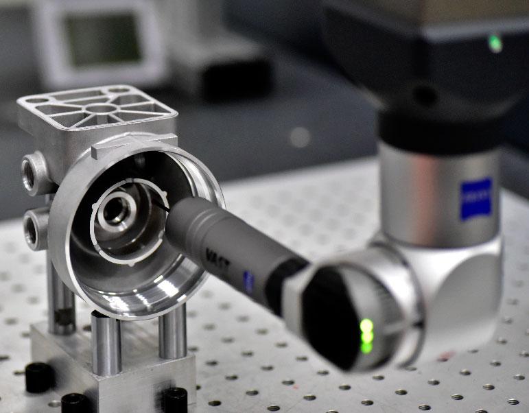 High Precision Carl Zeiss CMM