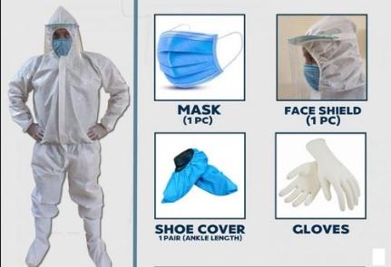 PPE IN DIE CASTNG WORKSHOP