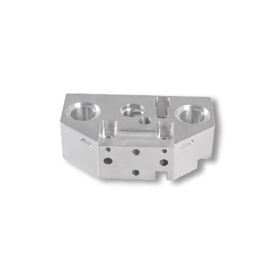 Aluminum-Prototype-Medical-Fluid-Dispenser-Rapid-Manufacturingr-Part