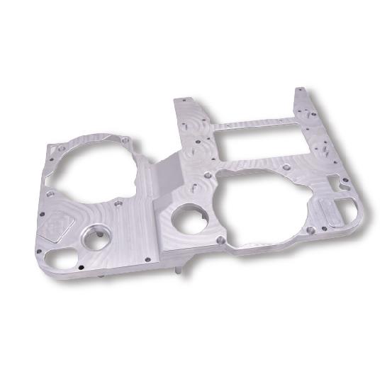 CNC-Milling-Mount-Bracket-Aluminum-Machining-Service-Part