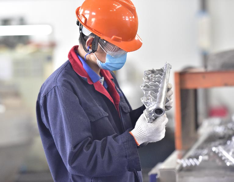 Die-casting-quality-inspection-Low-Volume-Die-Casting