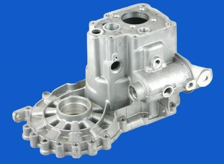 High-strength semi solid die casting parts