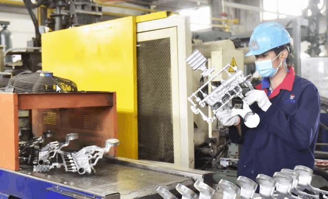 Sunrise Metal's Aluminum Die Casting Services
