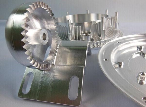 High Precision Rapid Manufacturing Parts