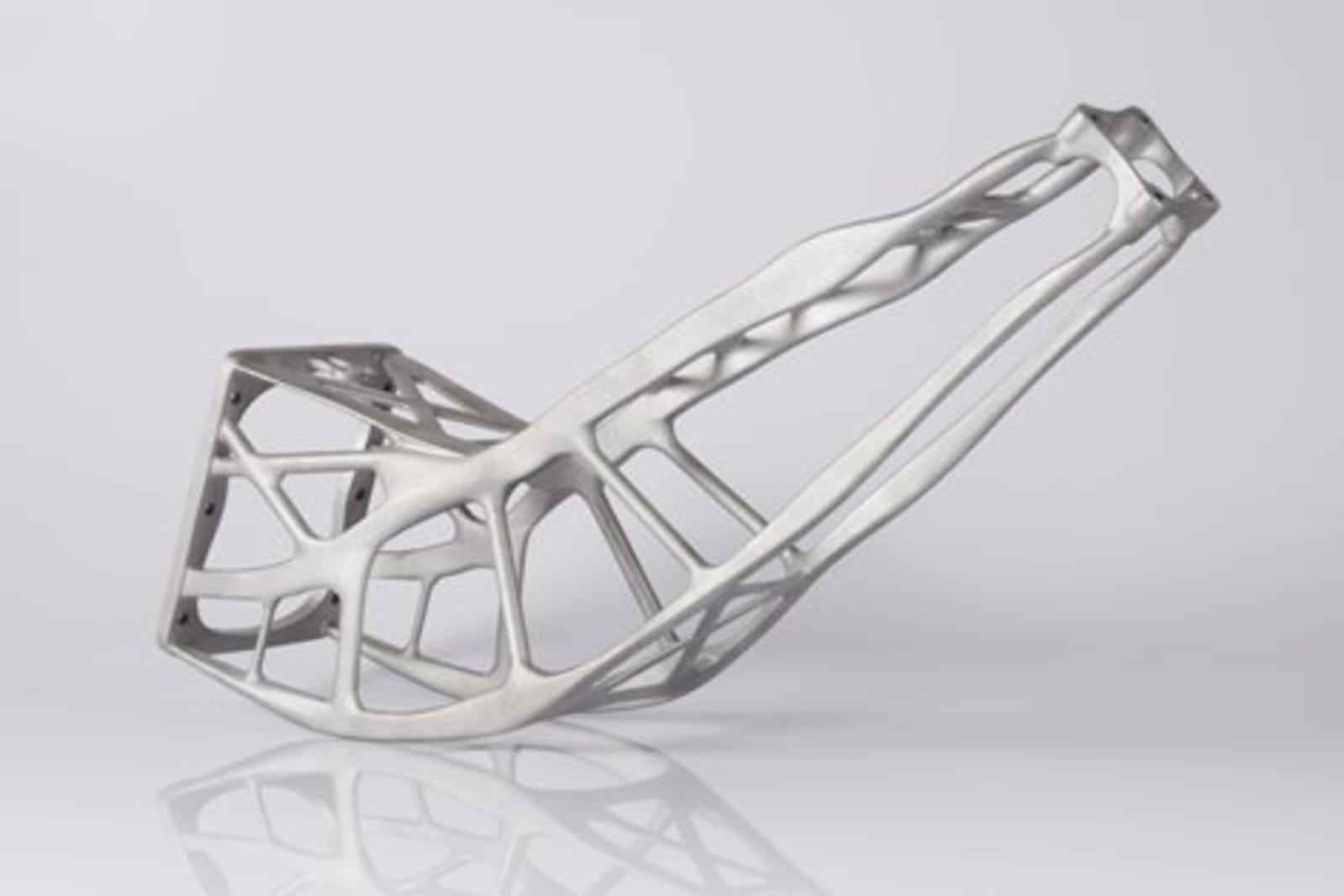 High Accuracy Aluminum Prototype Part