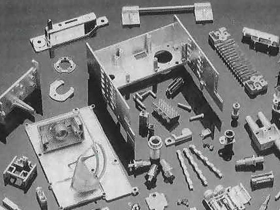 Zinc Die Casting Services for Customized Industrial Parts