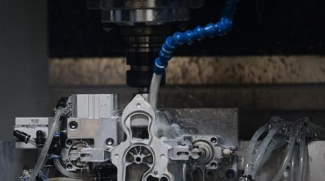CNC machining for aluminum casting parts