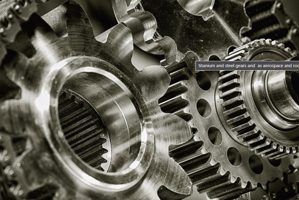 Titanium Casting Parts