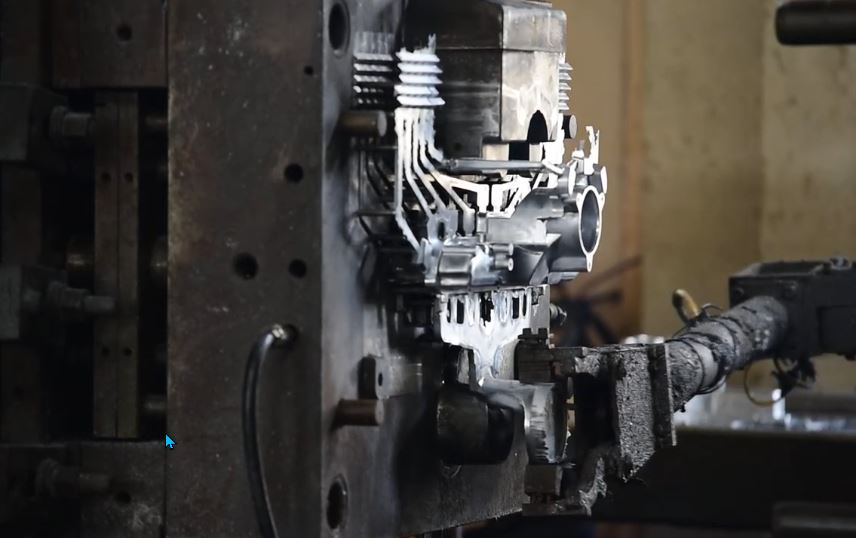 The Die Casting Process