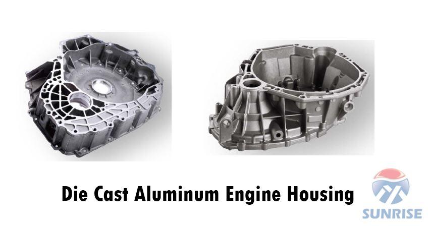 Diecast Aluminum Engine Housing