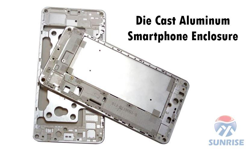 Diecast Aluminum Smartphone Enclosure